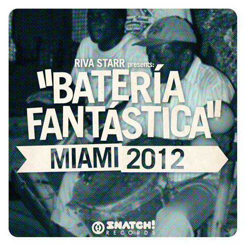 Riva Starr & DJ Sneak - Manduka (Riva Starr Cut) [Snatch! Records]