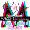Maroon 5 Moves Like Jagger Ron Hadad Remix