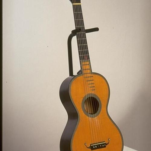 Marino Falliero by Donizetti/Mertz - Jerry Willard playing a Rene Lacote 1835 guitar