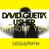 David Guetta Feat Usher - Without You (Sagi Kariv remix)