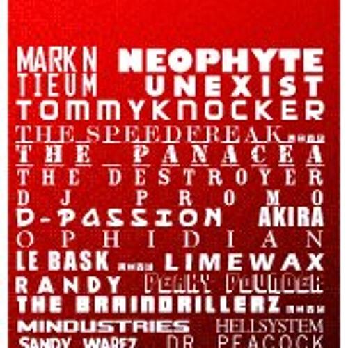 Akira @ Footworxx presents Sandy Warez Bday @ ICC Ghent Belgium 10 march 2012