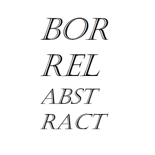 Borrel - Abstract