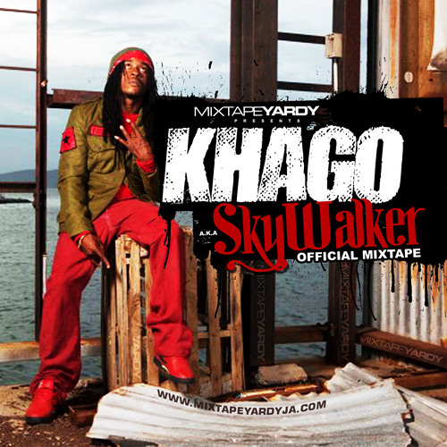 Khago SKYWALKER Mixtape 2012 (Preview)