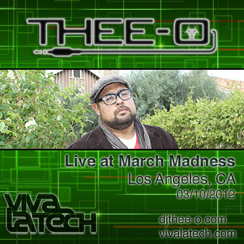 Thee-O - Live at March Madness (03/10/12)