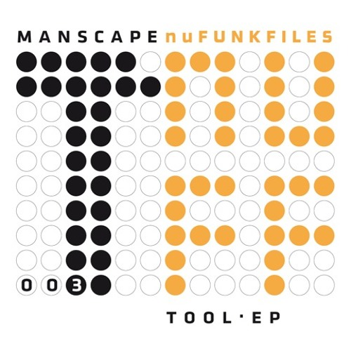 Manscape - Tool-EP (nuFF 003)