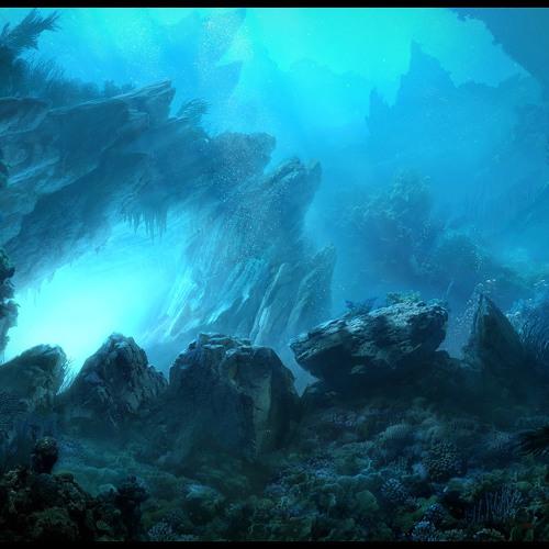 Atlantis Rising - The Ocean Floor