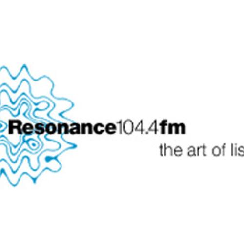 interview Resonance 104.4fm (London) HelloGoodbyeshow