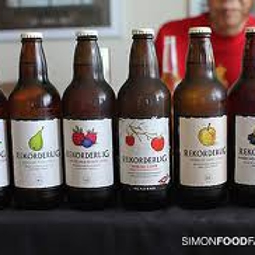 6 pack of cider (SC sample)