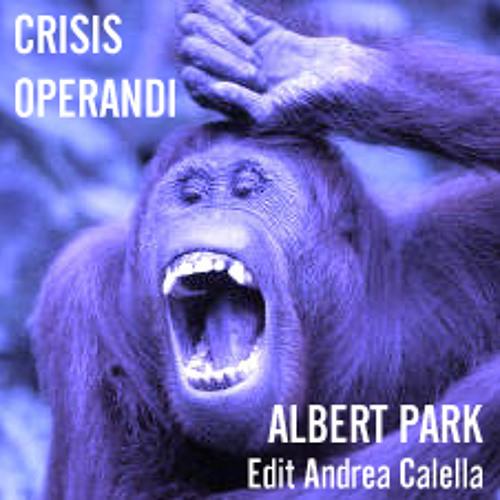 Alberto Park - Crisis Operandi  (Original mix)