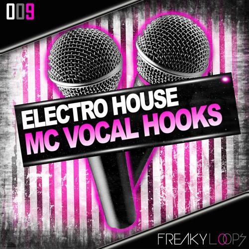Electro House MC Vocal Hooks