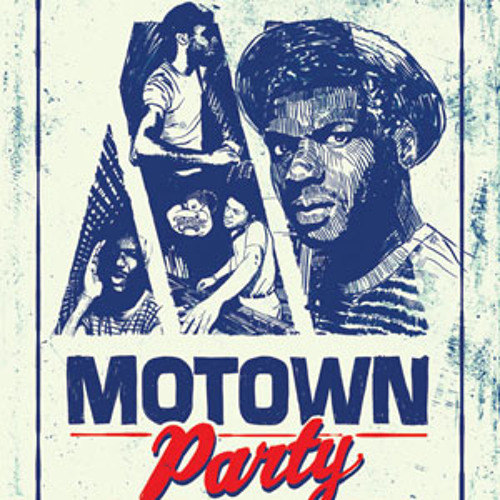 Motown Party, Dj Reverend P, Saturday March 3rd 2012 @ Djoon Club Paris