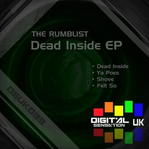 DSUK033 - The Rumblist - Dead Inside EP (Digital Sensation UK)