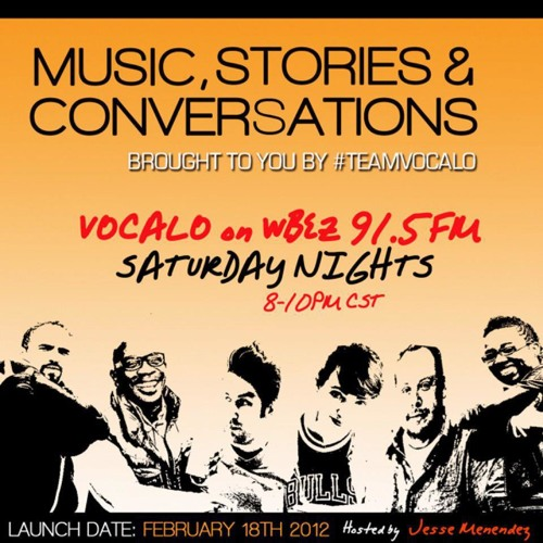 DJ sets or New Music from Vocalo