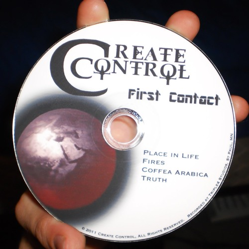 Create, Control - Place In Life