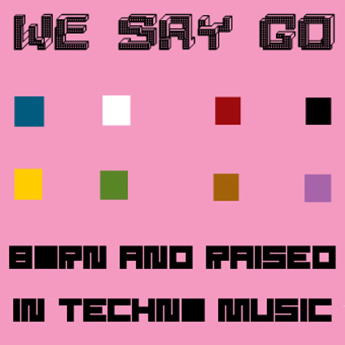 Born and Raised in Techno Music - mixtape march 2012