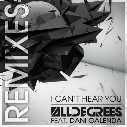 "TEASER - AllDegrees feat. Dani Galenda - I Can't Hear You (V@LeRiC ""HearMeNow"" Remix)"