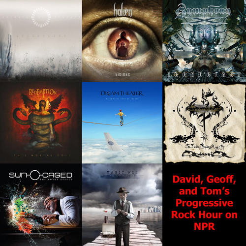 Progressive Rock Hour 2-3-2012
