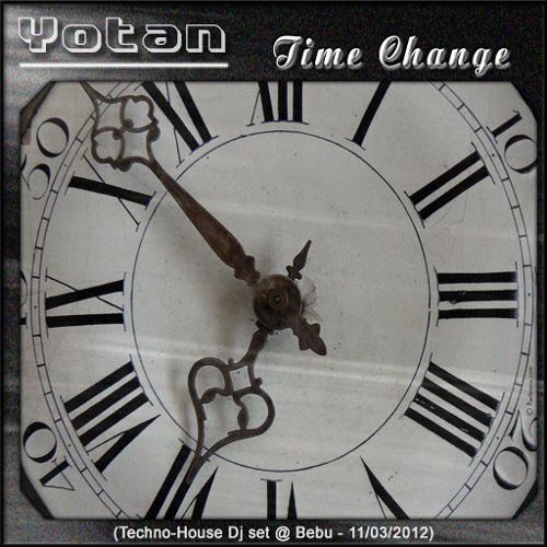 Time Change (Techno-House dj set @ Bebu 11-03-2012)