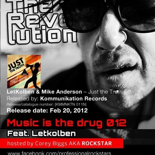 LetKolben - 01.03.2012 - Mix @ Music is DRUG Vol.12