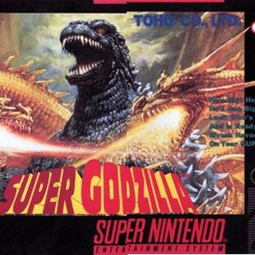 Super Godzilla Bagan's Theme