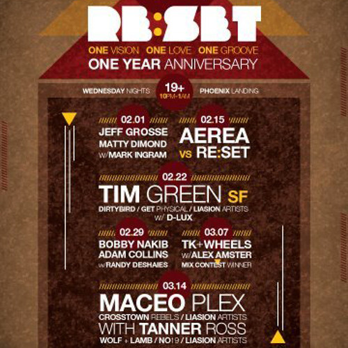 Wheels Live at ReSet 3.07.12