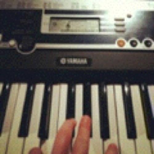 Messing Around On Keyboard