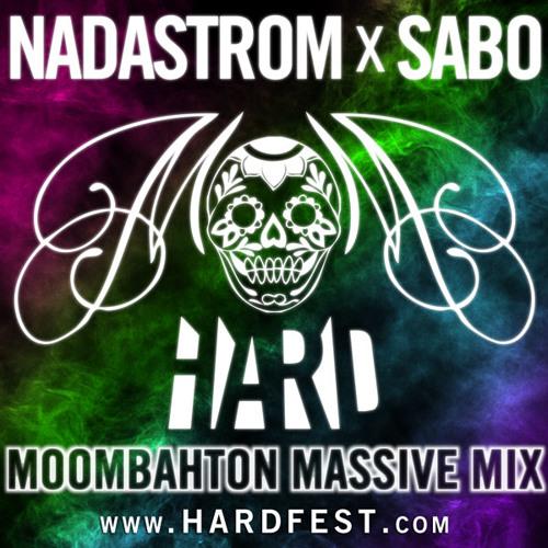 Nadastrom x Sabo - HARD Miami Moombahton Massive Mix hardfest.com