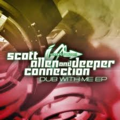 """Scott Allen & Deeper Connection-""""Mix Up"""" (Now Available on Stepping Forward)"""