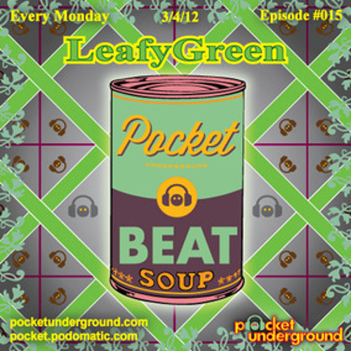 "Pocket Underground podcast: ""Beat Soup"""