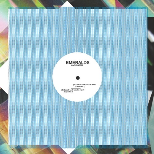Emeralds - Does It Look Like I'm Here? (Daphni Mix 1)