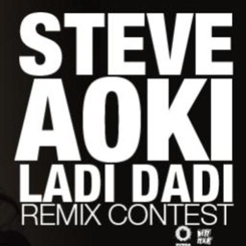 Steve Aoki - Ladi Dadi (CharlesDeluxe Remix) - Full 320Kbps