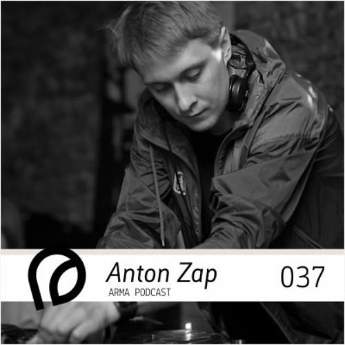ARMA PODCAST 037: Anton Zap @ Manday