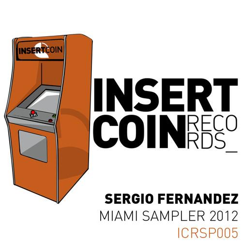 Sergio Fernandez - Carioca (Insert Coin Records)
