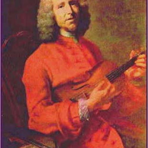 Rameau: Pièces de clavecin en concerts: Concert no 5-  La Marias  Rondement
