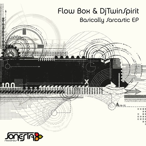Flow Box & Twin Spirit - Basically Sarcastic (Original)