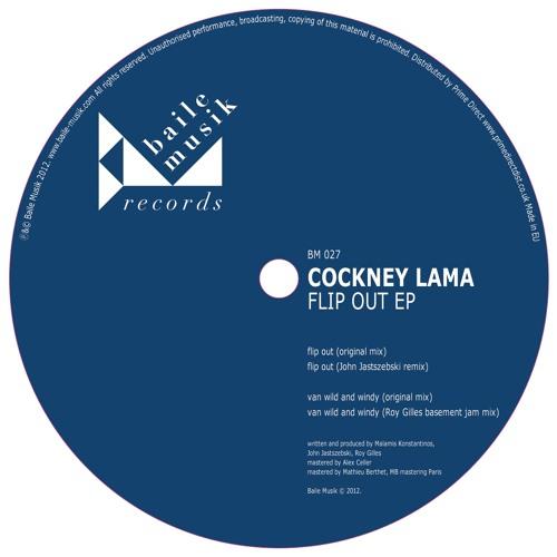Cockney Lama - Van Wind And Windy (Roy Gilles basement jam mix) snippet