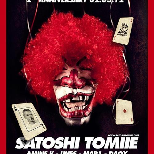 Satoshi Tomiie @ MOROKO LOKO - 20120302 Rabat