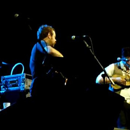Nathaniel Rateliff feat. Marcus Mumford performing 'Solomon' in Berlin, 9/28/2010.