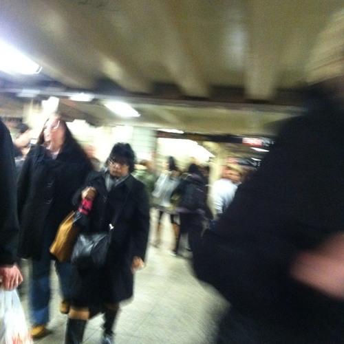 New York Subway Musician
