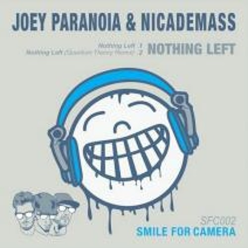 Nicademass & Joey Paranoia - Nothing Left (Preview) ON BEATPORT NOW!!!!
