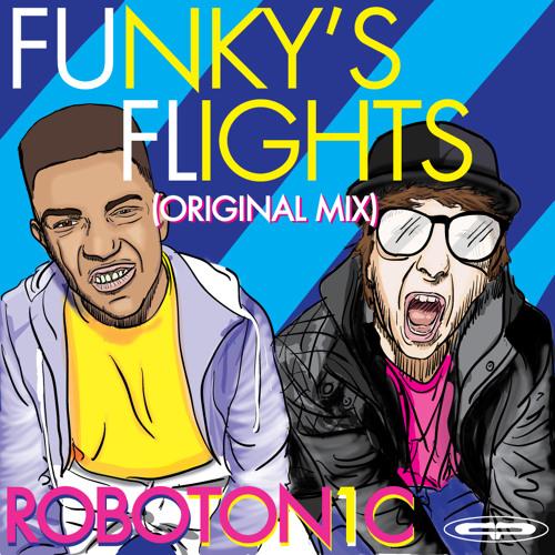 ROBOTON1C | Funky's Flights (Original Mix)