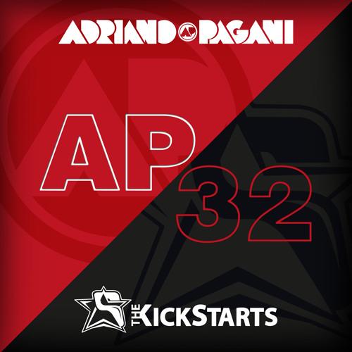"Adriano Pagani &The Kickstarts - AP32 (Original Mix) ""FREE DOWNLOAD"""