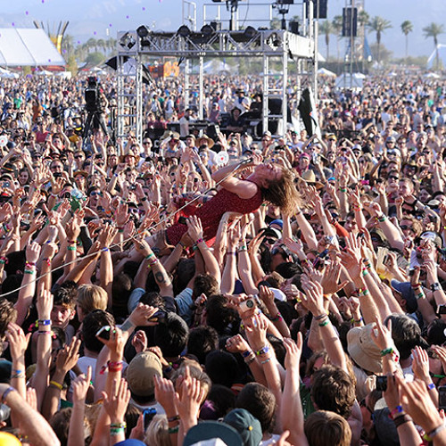 Coachella Promo's & Imaging