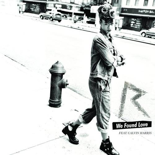 Rihanna ft Calvin Harris - We Found Love (CM Whitney Houston Intro) (Short Edit)