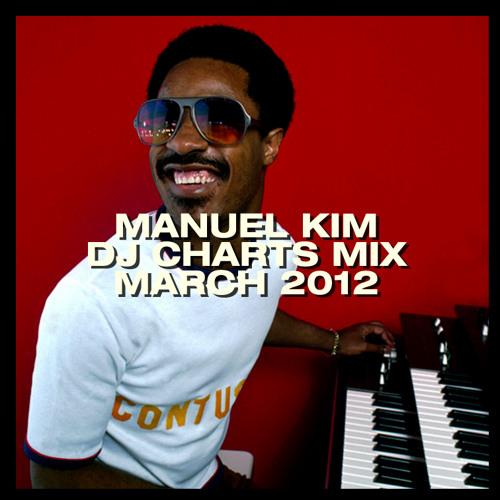 Manuel Kim DJ Charts March 2012