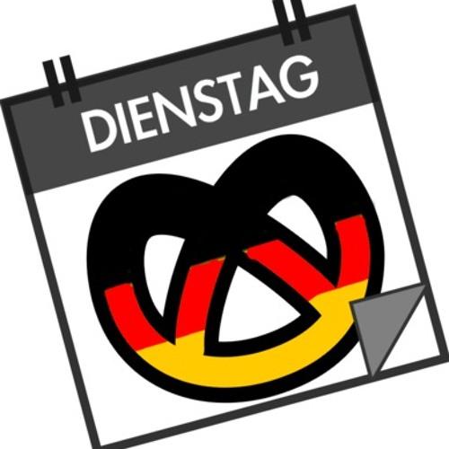 Deutsch Dienstag ist im Winterschlaf