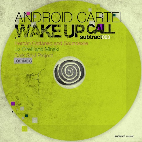 Android Cartel - Wake Up (Dark Soul Project Remix) Subtract Music