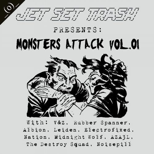 Rubber Spanner - Noise