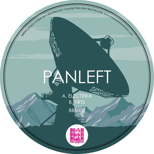PanLeft - Electrika (BBB003) OUT NOW