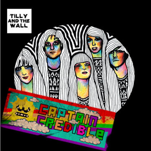 """Tilly and the Wall - Falling Without Knowing (Cpt.Creds """"you're probably pretty drunk then""""-mix)"""